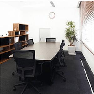事務所の相談室風景
