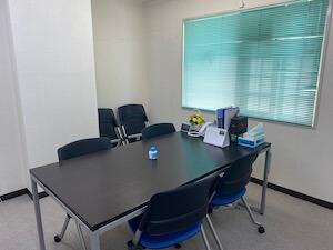 やまぐち法律事務所の相談室の写真