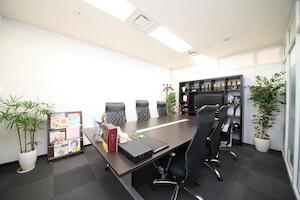 ラポール綜合法律事務所の相談室の写真