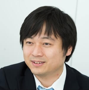 山口 翔一弁護士の写真