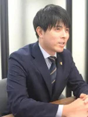 二森弁護士の顔写真